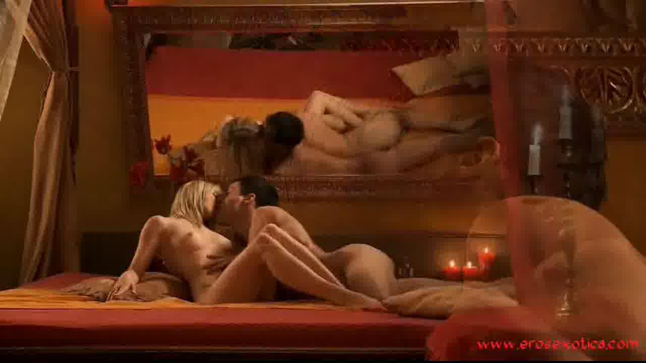 видео романтический секс вечер